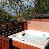Cabaña, Varias camas - Bañera de hidromasaje al aire libre