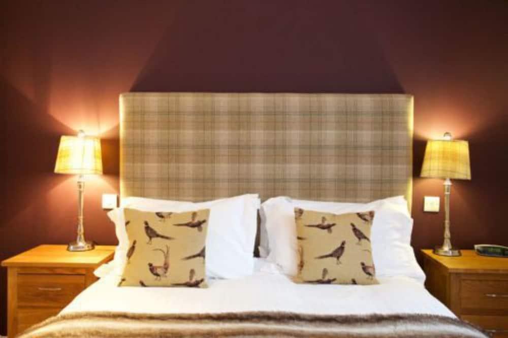 Apartamentai, 1 didelė dvigulė lova - Svetainės zona
