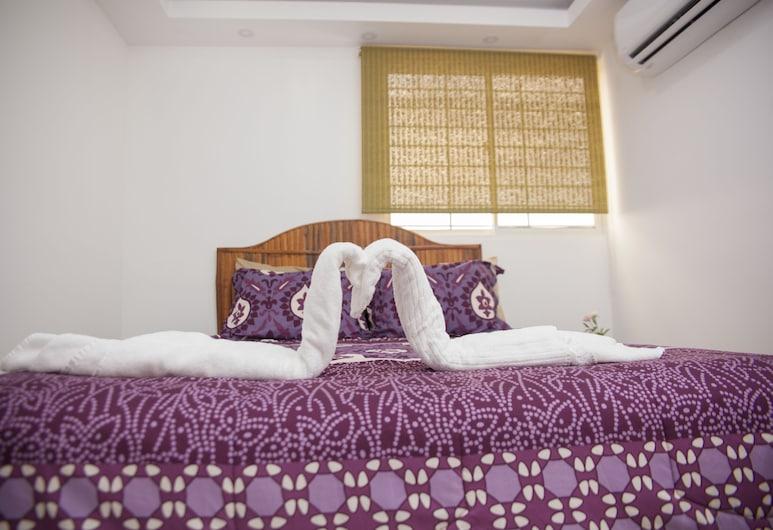 Casa de Huespedes Colonial, Santo Domingo, Dvojlôžková izba, Výhľad z hosťovskej izby