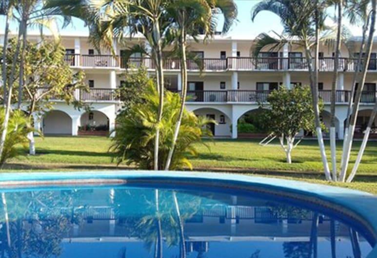 Hotel Quinta Moctezuma, Яутепек