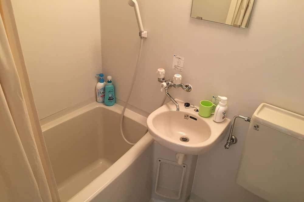 Japanese Style Room - Deep Soaking Bathtub