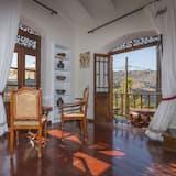 Tweepersoonskamer (Bougainvillea) - Woonruimte