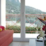 Villa, 3 habitaciones, bañera de hidromasaje, vista al mar (Trapeza) - Sala de estar