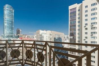 葉卡捷琳堡埃塔海每日中央公寓酒店的圖片