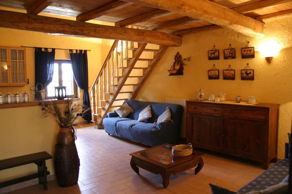 Apartment (Grano) - Living Area