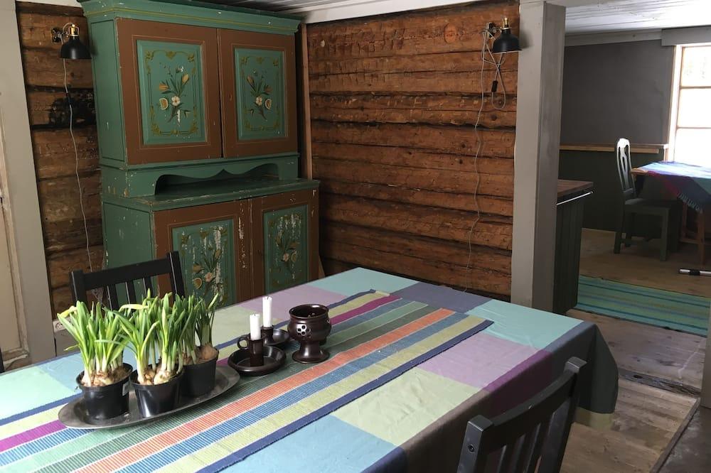 ロマンティック  ハウス 3 ベッドルーム 共用バスルーム ガーデンビュー - リビング ルーム