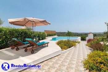 ภาพ Kolymbia Dreams Luxury Apartments ใน โรดส์