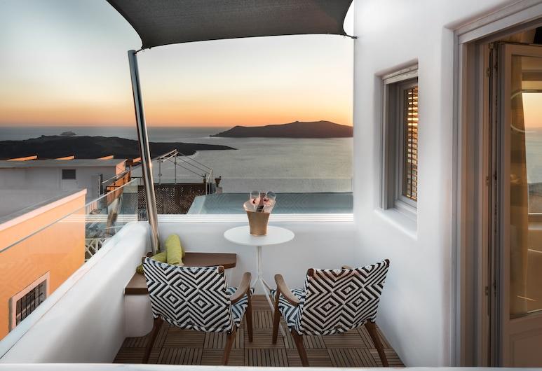 Emfasis Villa, Santorini, Villa, Terrace/Patio