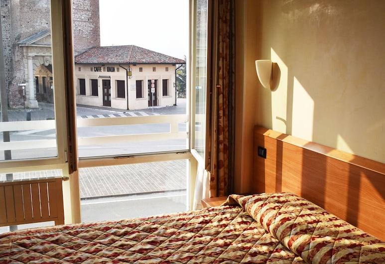 Hotel Brennero, Bassano del Grappa, Dvojlôžková izba typu Superior, Výhľad z hosťovskej izby