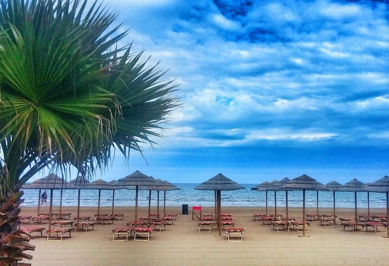 Residence Rendez Vous, Vieste, Praia