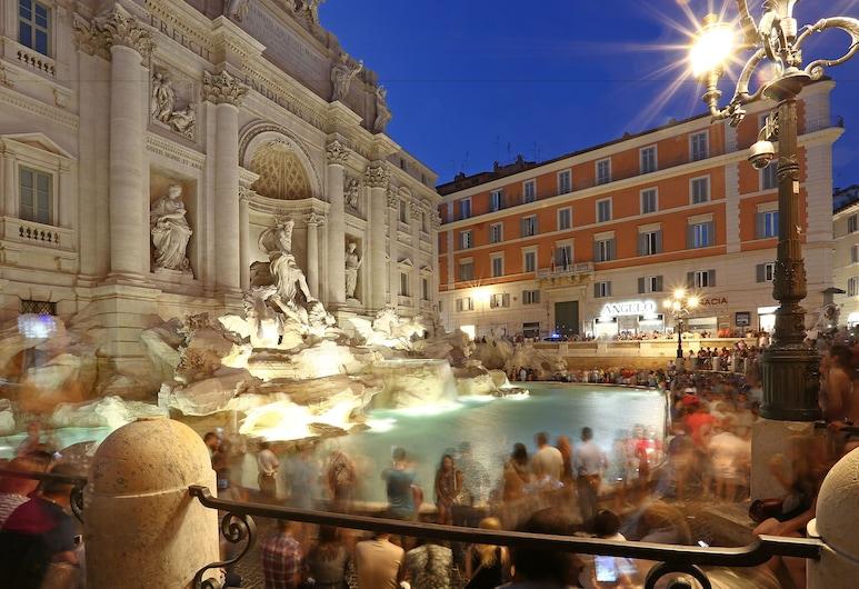 Liberty Vatican Suites, Rome, Exterior