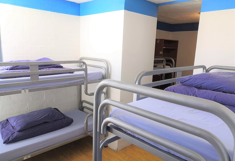 Oxford Backpackers, Oxford, Bed in 10-Bed Mixed Dormitory Room, Guest Room