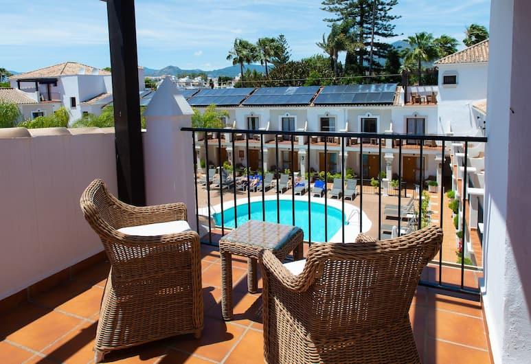 Paloma Blanca Boutique Hotel, Marbella, Suite, Terrasse/veranda