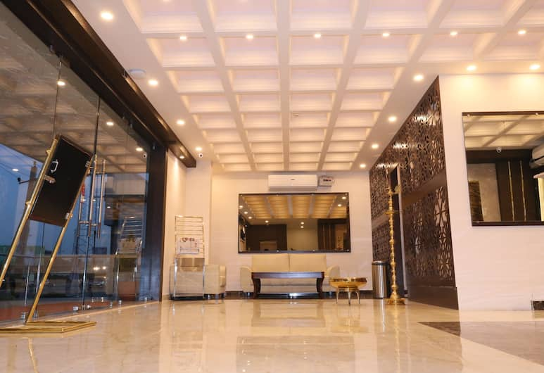 Passport Inn Hotel - Gateway to Comforts, Bengaluru, Lobby Sitting Area