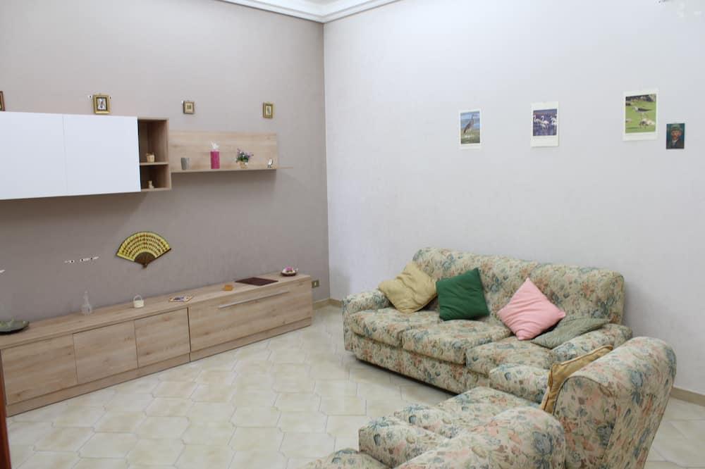 Villa, 1 hálószobával - Nappali rész