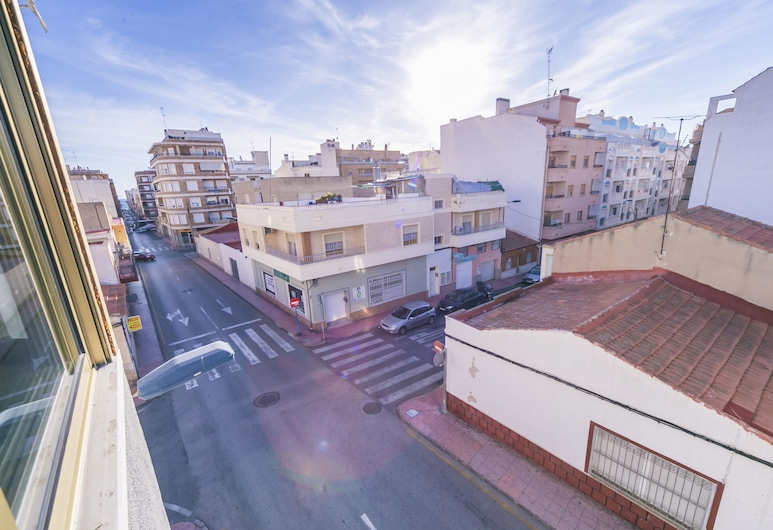Homely Apartments Calle Apolo, Torrevieja, Διαμέρισμα, 1 Υπνοδωμάτιο, Θέα από το δωμάτιο