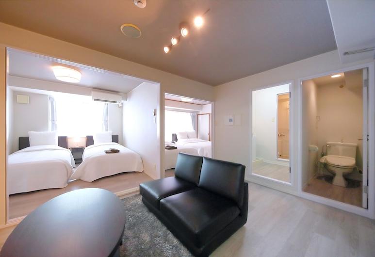 Grandouce公寓-假日, Osaka
