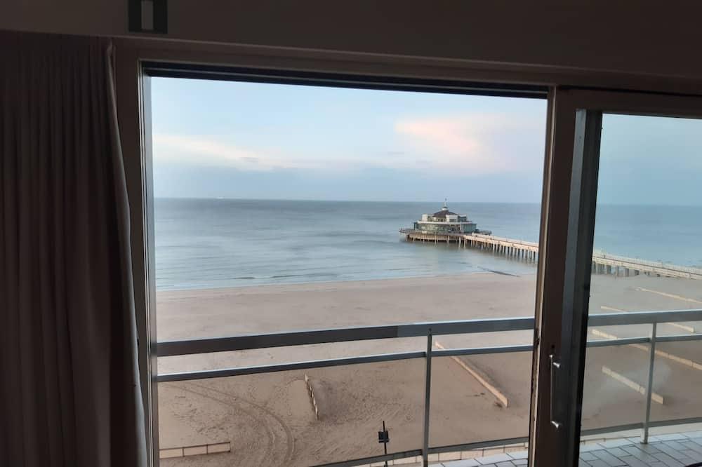 Panoramic Apartment, 1 Bedroom, Sea Facing - Terrace/Patio