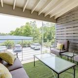 Mieszkanie, 1 sypialnia, balkon (Clifton Ave Condo #204) - Balkon
