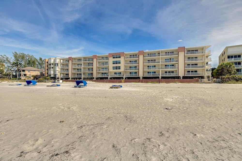 Квартира, 2 спальни - Пляж