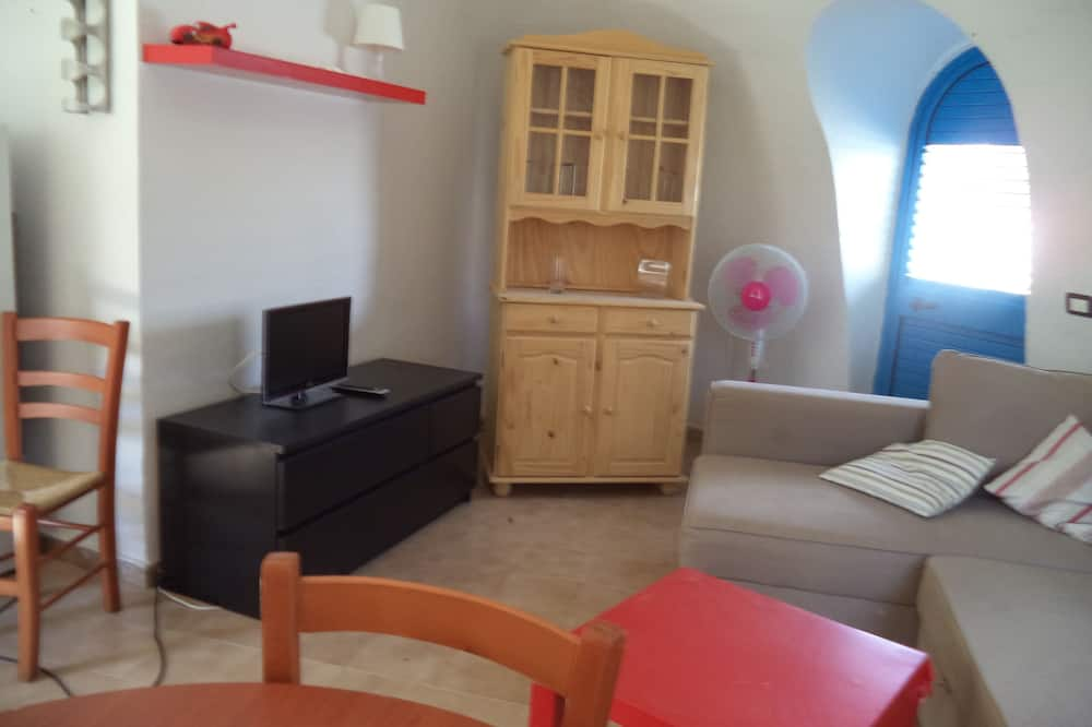 Бунгало, 2 спальни - Зона гостиной