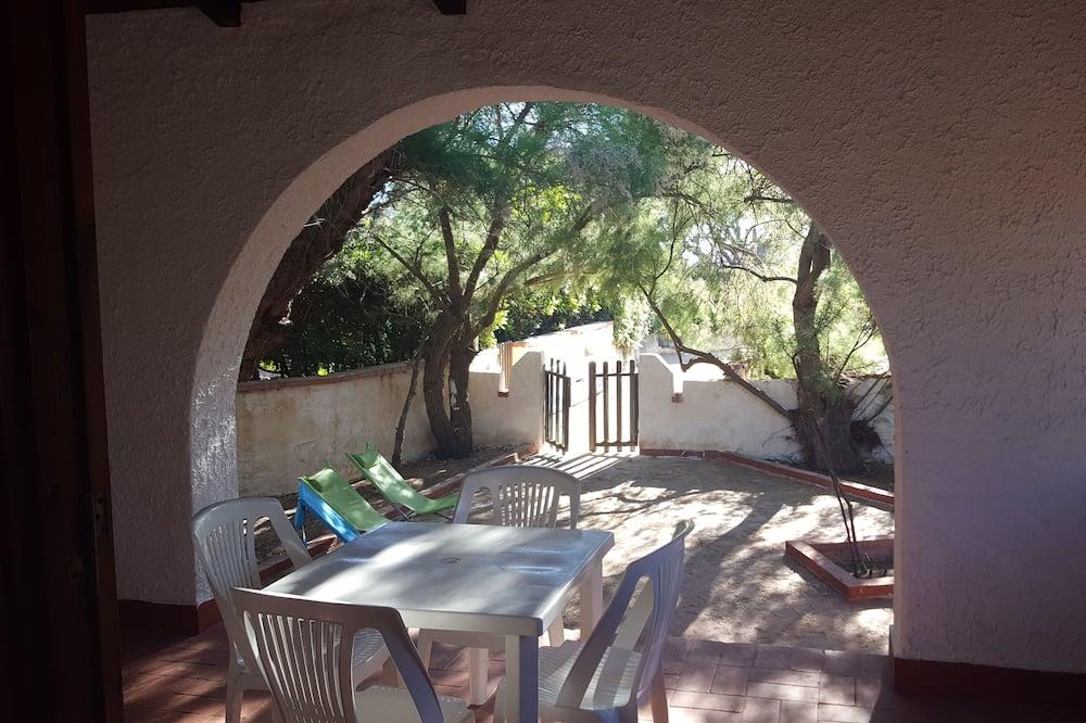 Вілла, 2 спальні - Тераса/внутрішній дворик