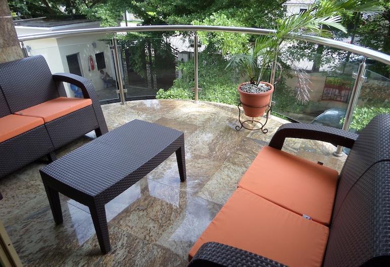 Nordic Hospitality Hotel, Abuya, Suite, balcón, Balcón