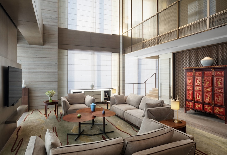 Courtyard by Marriott Xi'an North, Xi'an, Executive Suite, 1 Bedroom, Business Lounge Access, Guest Room
