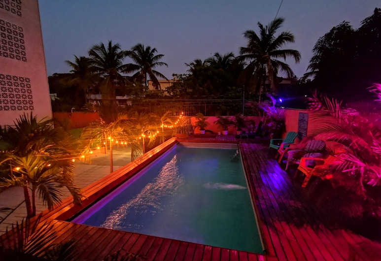 Hotel Villas Ximena, Zihuatanejo, Deluxe Apartment, 1 Bedroom, Balcony, Park View, Room