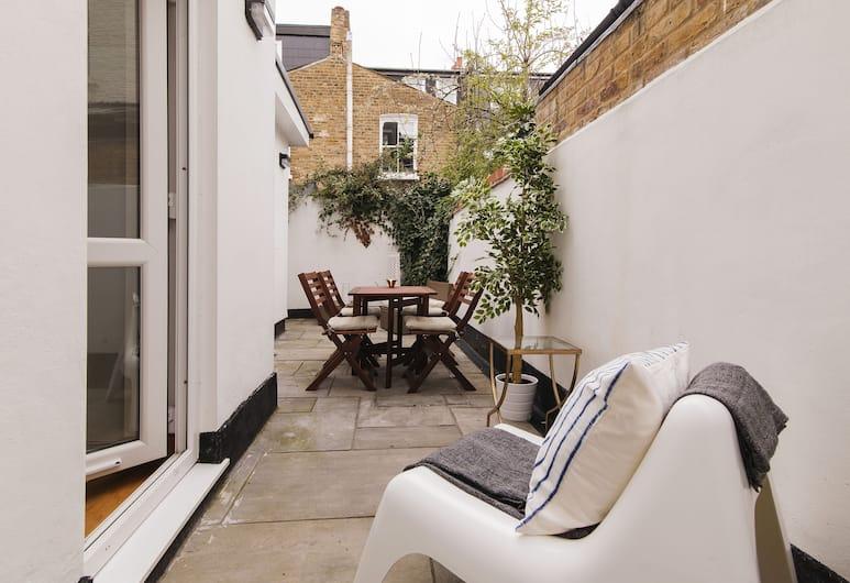 The Fulham Mirabel Gem, London, Külaliskorter, 2 magamistoaga (TL6), Rõdu