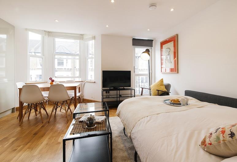 The Fulham Mirabel Gem, London, Apartment, 2Schlafzimmer (TL7), Zimmer