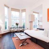 Deluxe-huoneisto, 2 makuuhuonetta (TL13) - Oleskelualue