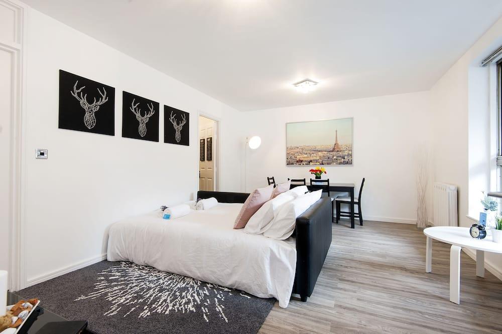Апартаменты, 1 спальня - Номер