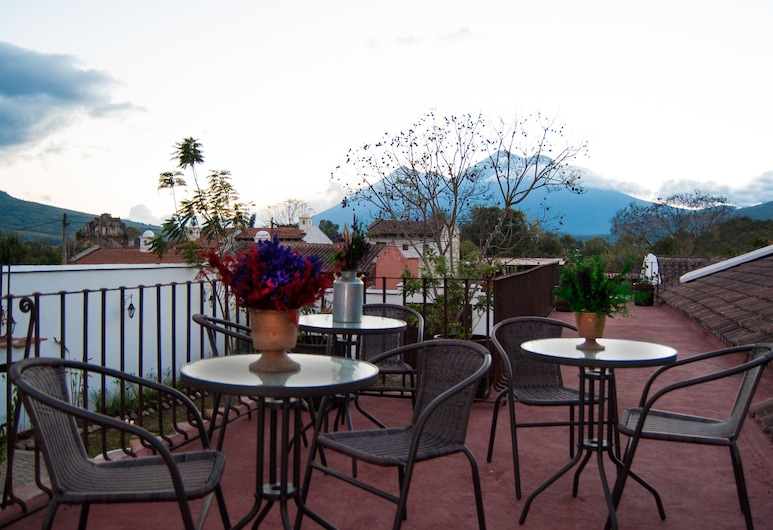 VILLAS DE LA ERMITA, Antigua Guatemala, Terrace/Patio