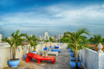 Picture of Media Luna Hostel Cartagena in Cartagena