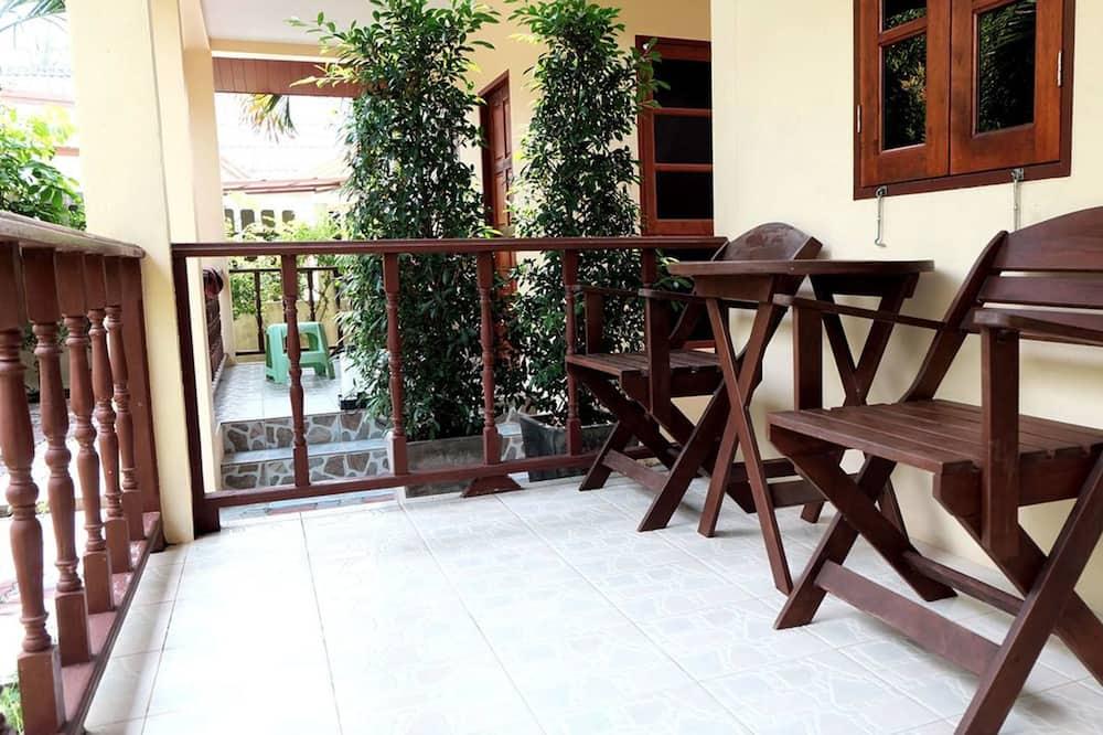Standardní pokoj s dvojlůžkem - Balkón