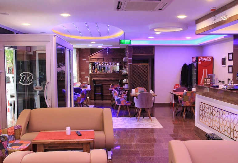 Meryem Hotel, Аксарай, Вестибюль