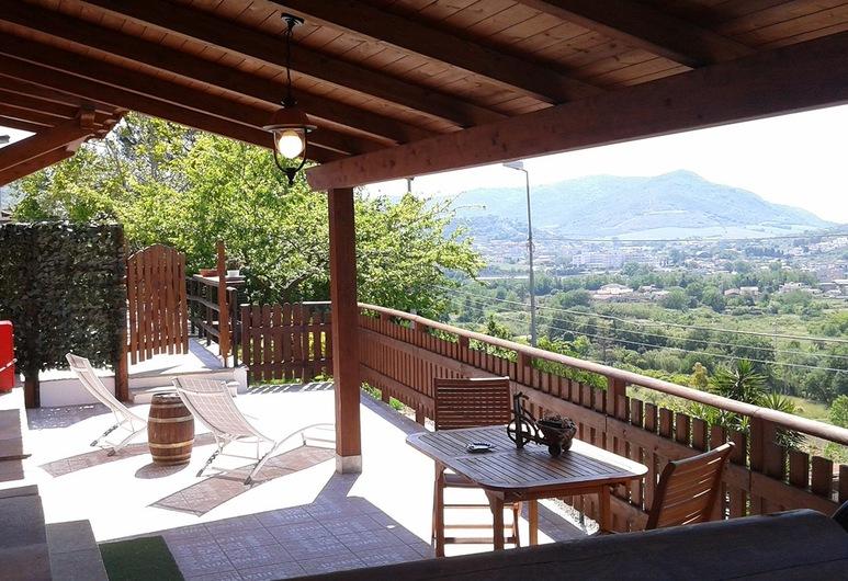 Il Patio Del Cilento, Agropoli, Studiolejlighed, Terrasse/patio