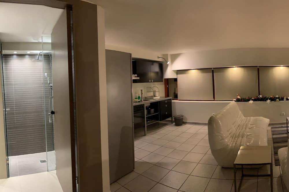 Standarta dzīvokļnumurs (Plaka) - Dzīvojamā zona