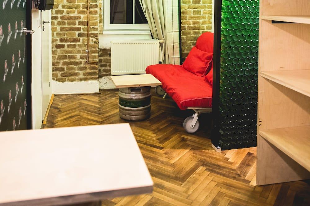 Excelent Design Double Room, Refrigerator - Room