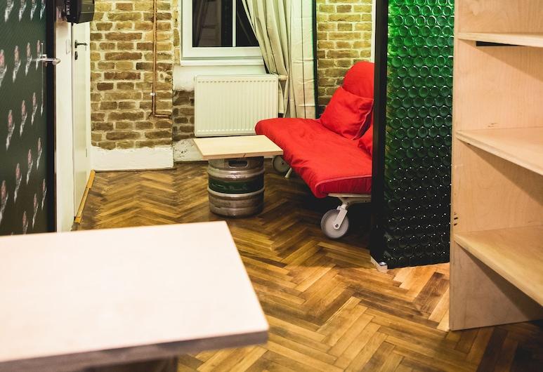 Boutique Apartments Possonium, Bratislava, Excelent Design Double Room, Refrigerator, Rum
