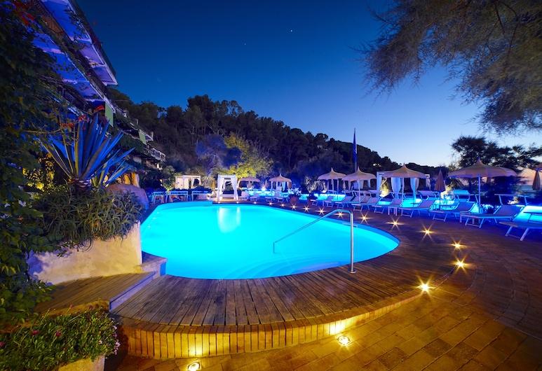 Approdo Resort Thalasso Spa, Кастеллабате, Бассейн