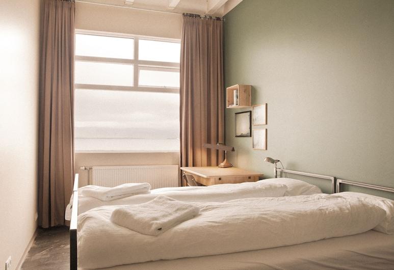 Kex Hostel Reykjavík, เรคยาวิก, ห้องทวิน (excl. towels & linens), ห้องพัก