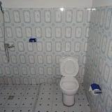 Chambre Double confort, vue lac(Volta) - Bathroom