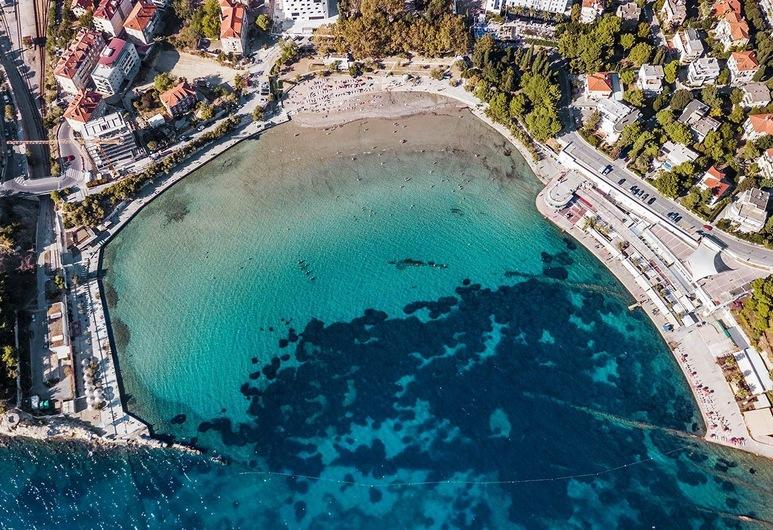 Villa Spaladium, Split, Strand