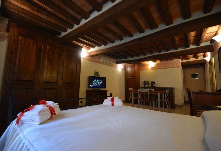 Antica Residenza del Gallo, Lucca, Quarto Duplo Comfort, Quarto