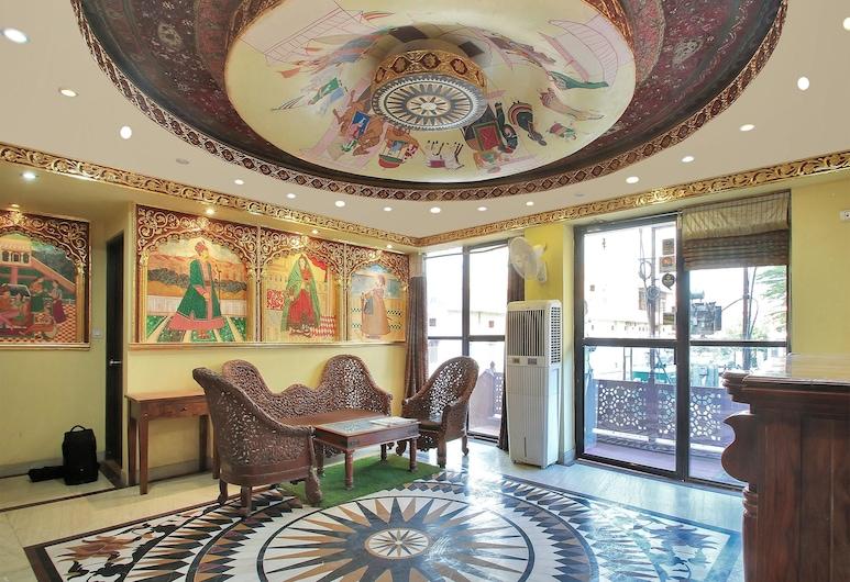 OYO 2105 Hotel Royal Sheraton, Jaipur, Área de estar (saguão)
