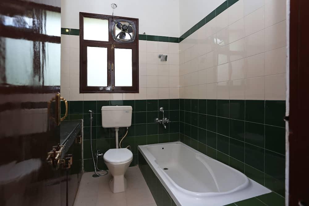 Δίκλινο Δωμάτιο (Double ή Twin) - Μπάνιο