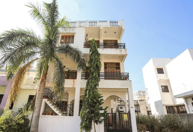 OYO 10287 Home 3BHK Villa near Lake City Mall, Udaipur, Front of property