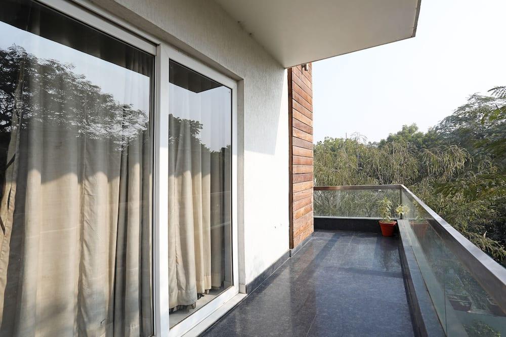 Pokój dwuosobowy z 1 lub 2 łóżkami - Balkon